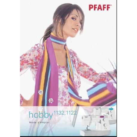 Mode d'emploi PFAFF Hobby 1122