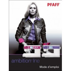 Mode d'emploi PFAFF Ambition 1.0,1.5