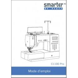 Mode d'emploi Smarter C1100 Pro