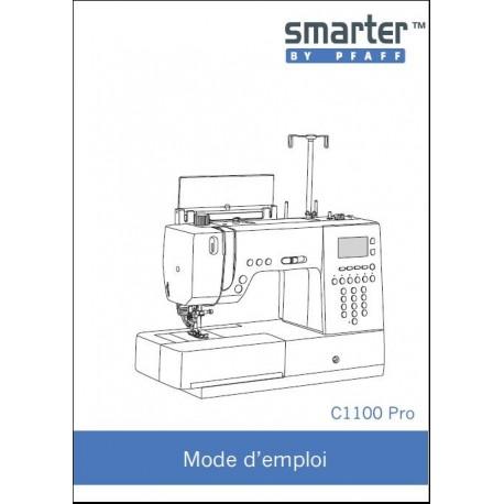 Mode d'emploi Smarter C 1100