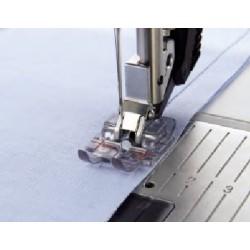 "pied pour quilting  1/4 "" transparent  IDT"