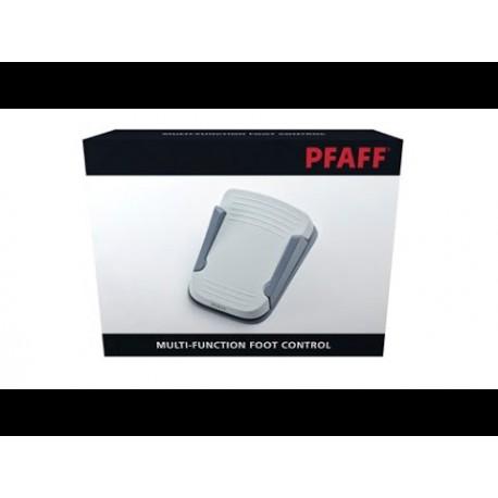 Pédale de contrôle multi fonction pour machine PFAFF Icon 821261096